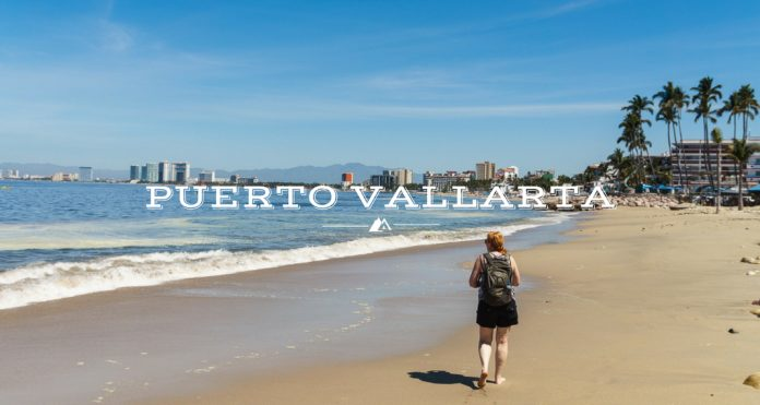 Puerto Vallarta Beach Mexico