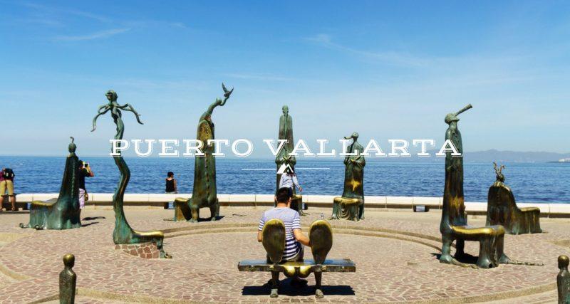 Puerto Vallarta Street Art Mexico