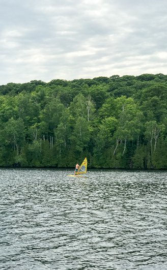 Purdy Lake Ontario