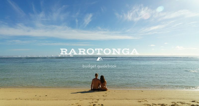 Rarotonga Beach Cook Islands