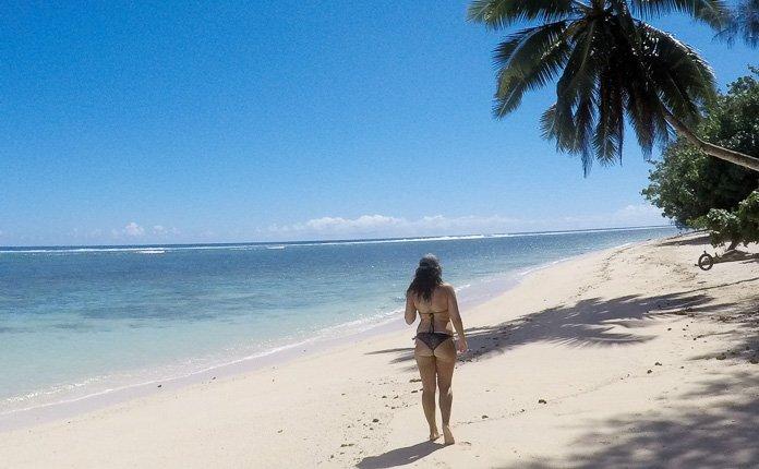 Rarotonga beaches