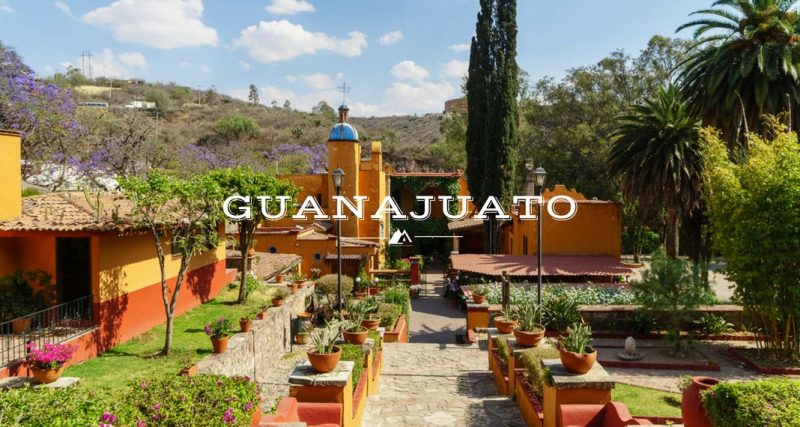 San Gabriel Hacienda Guanajuato