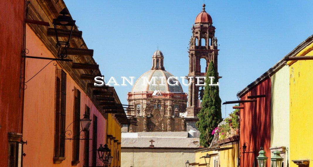 San Miguel de Allende Church