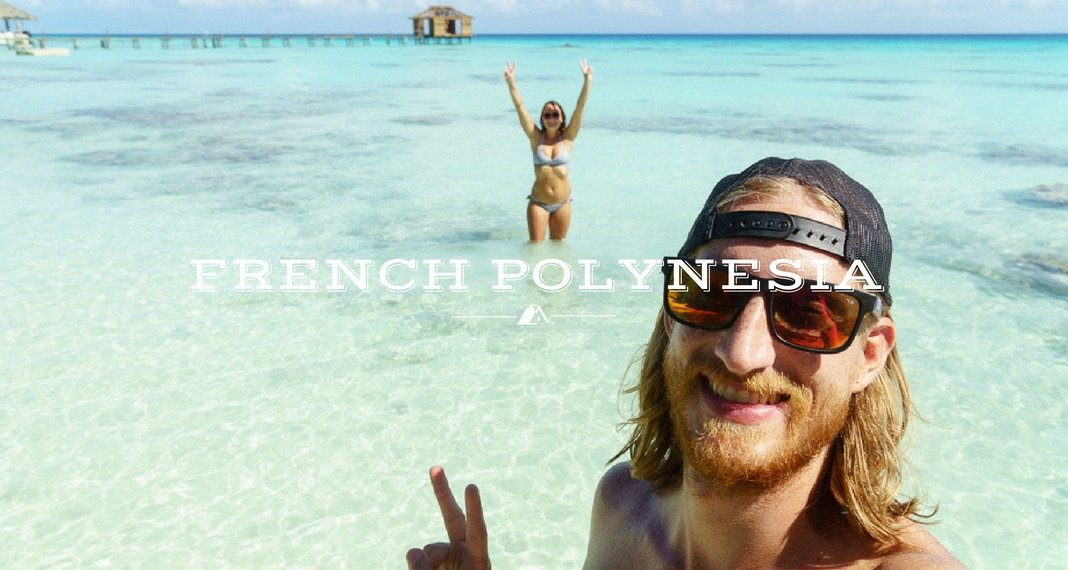 Spending two months in French Polynesia