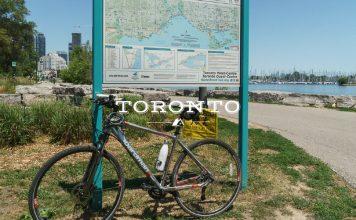 Toronto Waterfront Cycling Trail