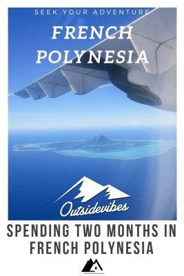 Two months in french polynesia