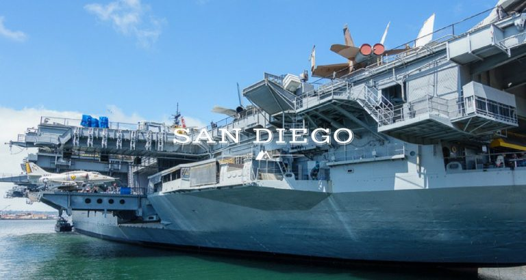 Visiting the USS Midway