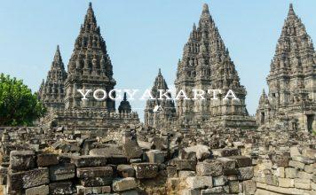 Pramabana Temple Yogyakarta Indonesia