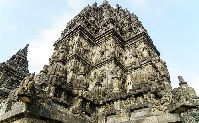 Visiting Prambanan Yogyakarta Indonesia