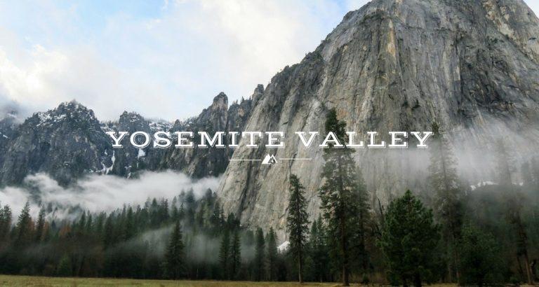14 photos of Yosemite Valley
