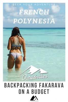 backpacking fakarava on a budget french polynesia