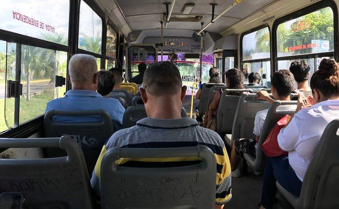 Puerto Vallarta Mexico bus