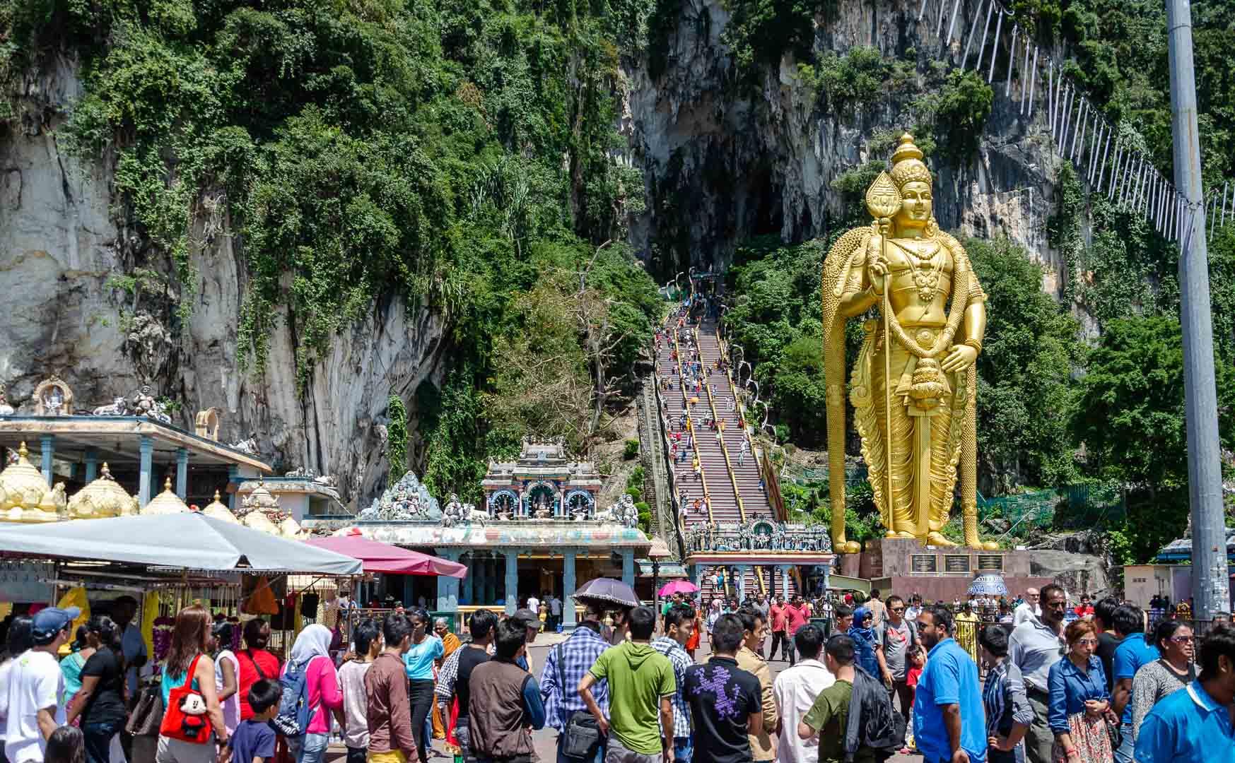 Batu Caves Kualu Lumpur
