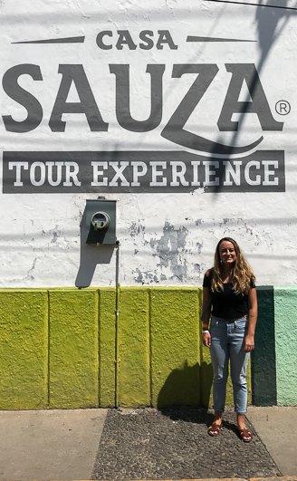 Casa Sauza Tour