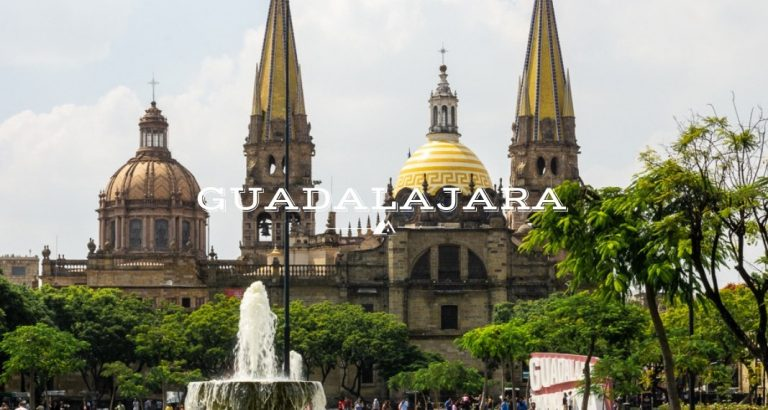 Guadalajara's Centro Historico in 20 Photos: New Adventure