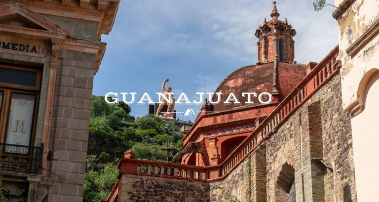 Guanajuato City in 19 Photos: New Adventure