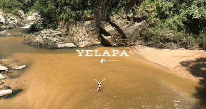 Hiking Yelapa Waterfalls