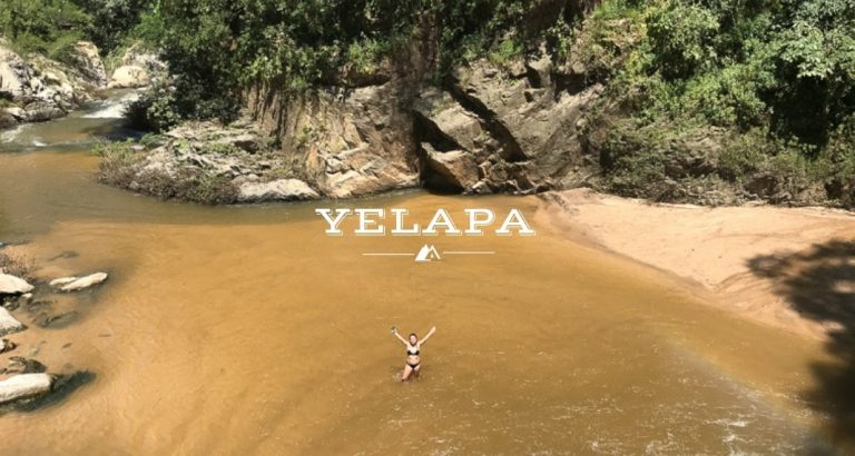 Hiking to the Yelapa Waterfalls
