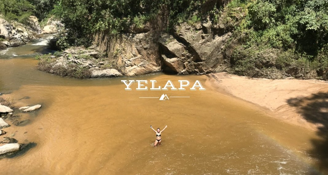 Hiking Yelapa Waterfalls