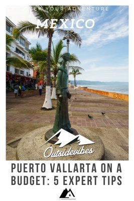 Puerto Vallarta Malecon Mexico