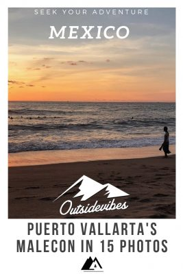 Puerto Vallarta's Malecon