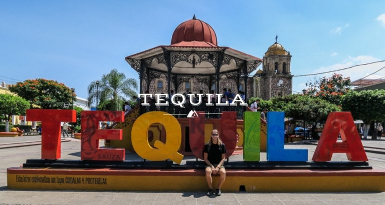 Visiting Tequila Without a Tour