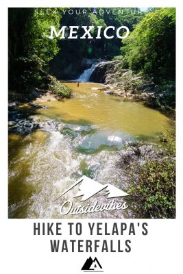 Yelapa Waterfall Hike Mexico