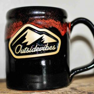 Outsidevibes Camping Coffee Mug