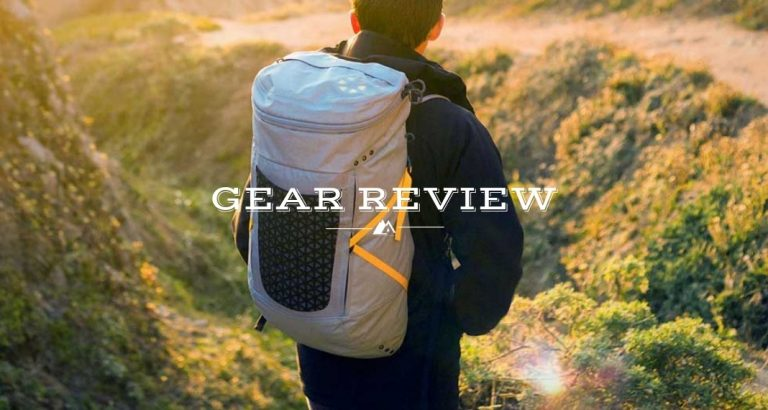Boreas Gear Echo Weatherproof Backpack