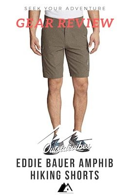 Eddie Bauer Amphib Hiking Shorts Pinterest | Outsidevibes