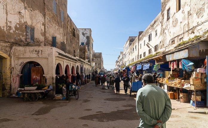 Essaouira Morocco Street