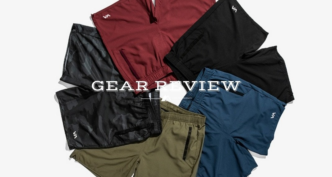 RVCA Yogger Mens Shorts