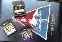 SD Cards and Traveling