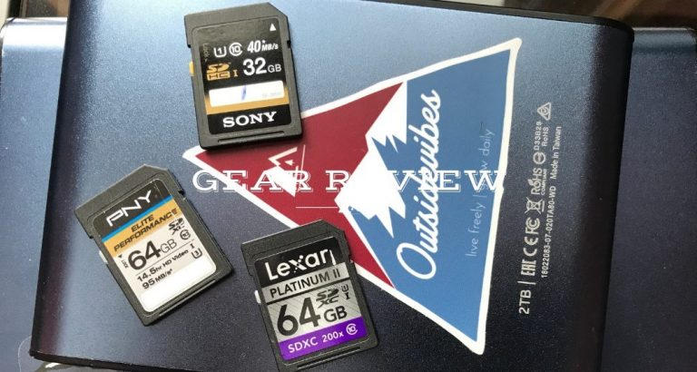 Everything You Need to Know About SD Cards While Traveling