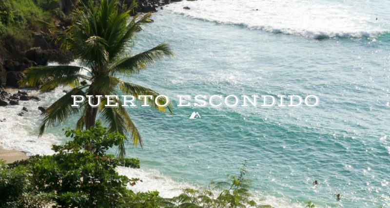 Backpacking Guide to puerto escondido feature image | Outsidevibes