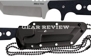 Cold Steel Mini Tac Tanto