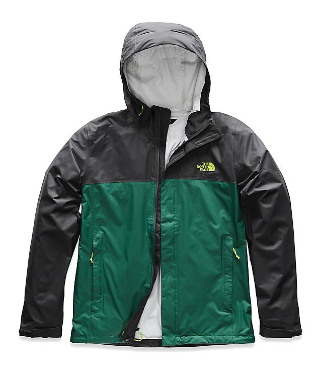 North Face Mens Venture 2 Rain Jacket