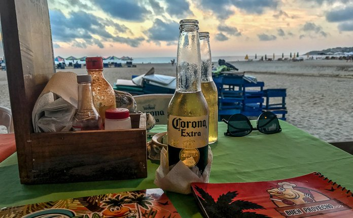 3 Best Chicken Burritos in Puerto Escondido