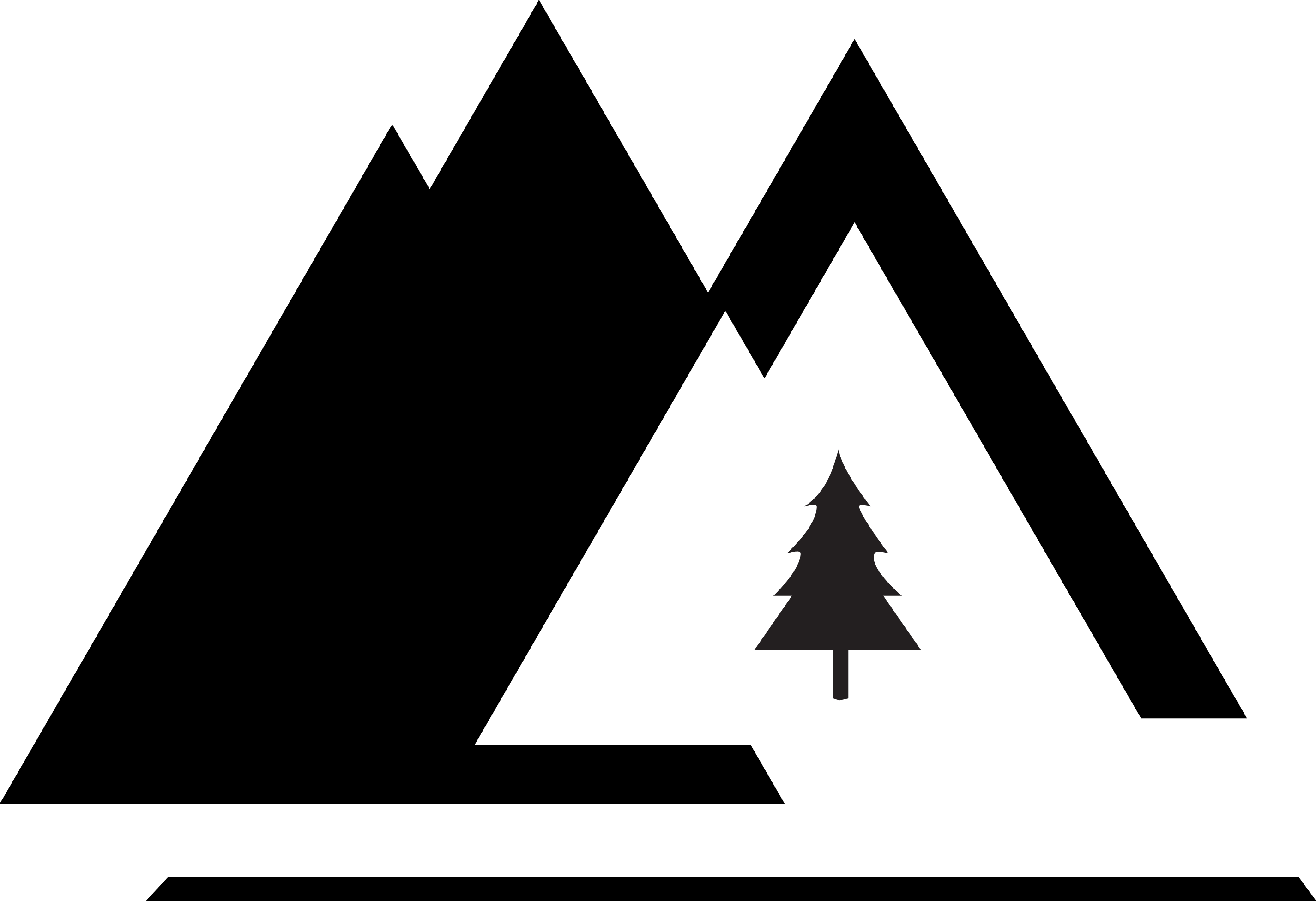 Outsidevibes Mountain Logo