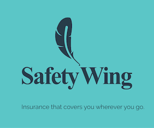 Safety Wing Travel Insurance