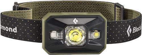 Black Diamond Storm Waterproof Headlamp