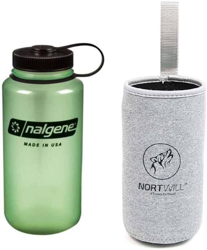 NortWill Nalgene Travel Waterbottle
