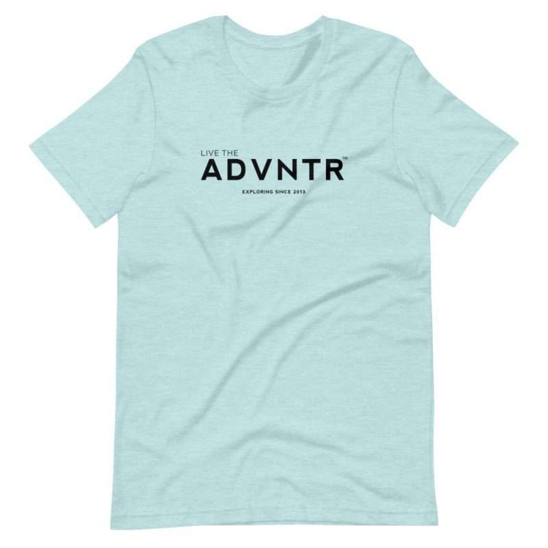 Outsidevibes Live The Adventure Mens Tshirt
