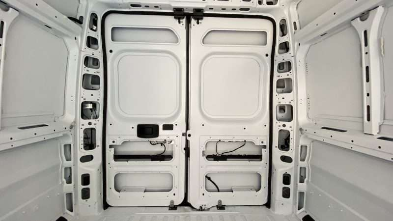 Ram Promaster 3500 Plastic Rivet Removal Back Doors