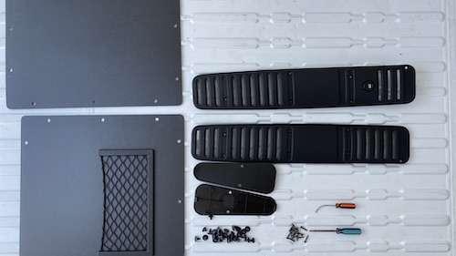 Ram Promaster 3500 Back Plastic Panel Removal