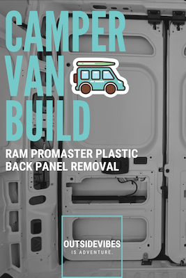 ram promaster back panel plastic removal | Outsidevibes