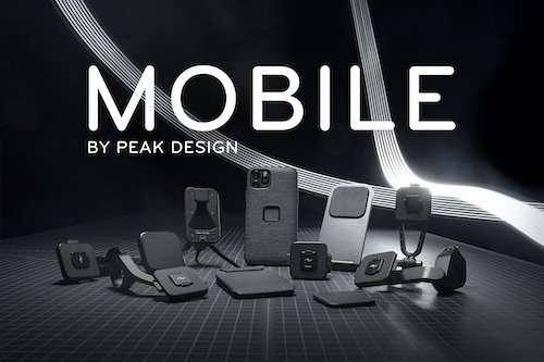 Peak Design Mobile Smartphone System | Outsidevibes