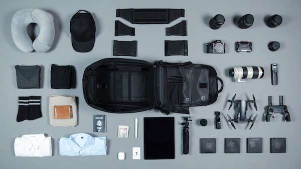 XCube newest camera travel backpack for photographers