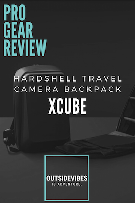 XCube Pro Photo Travel Backpack Gear Review Outsidevibes | Outsidevibes