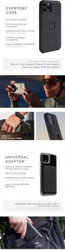 Smartphone Case Adapter